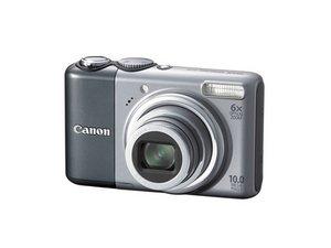 Canon PowerShot A2000 IS Repair