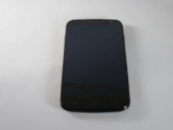 Blu Studio HD 6.0 SIM Card Replacement