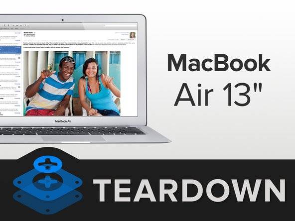 "Can you smell it? There's fresh silicon in the Air. The MacBook Air 13"" Early 2015 contains:"