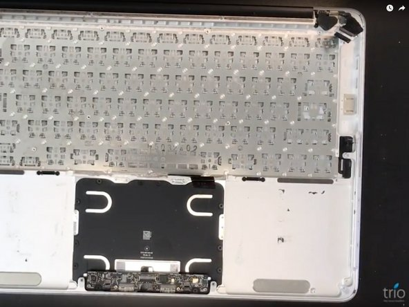 "MacBook Pro 13"" Retina Display Late 2013 Keyboard Replacement"