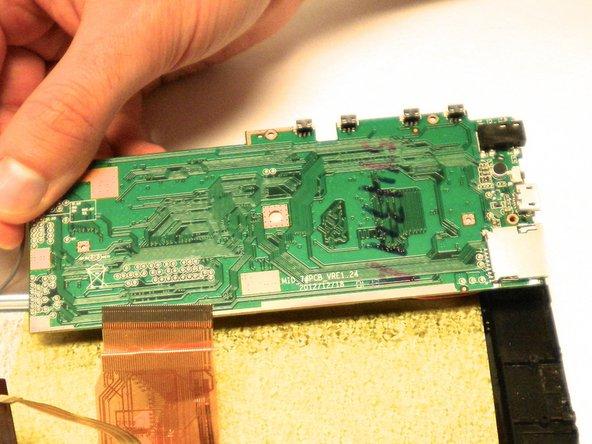 Digitac Jazz Ultratab C725 Motherboard Replacement