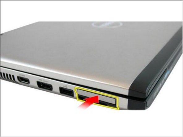 Dell Vostro 3450  ExpressCard Replacement
