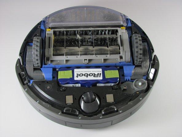 iRobot Roomba 655 Pet Series Front Caster Wheel Replacement
