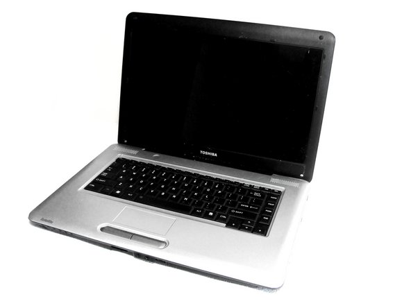 Toshiba Satellite L455-S5975 LCD Display Replacement