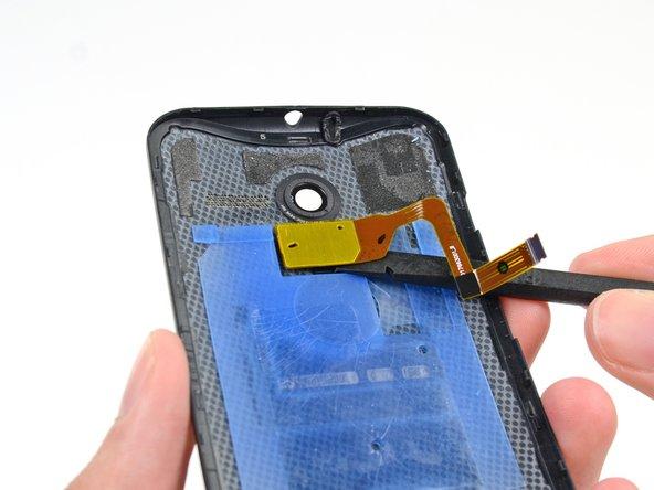 Motorola Moto X Rückabdeckung austauschen