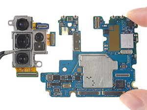 Rear Camera Module