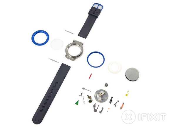 Apple Watch Repairability Score: 9 out of 10 (10 is easiest to repair)