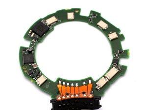 EFS 18-135mm Lens Main Board