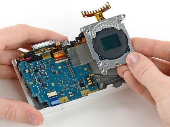 Samsung NX Mini Sensor Replacement