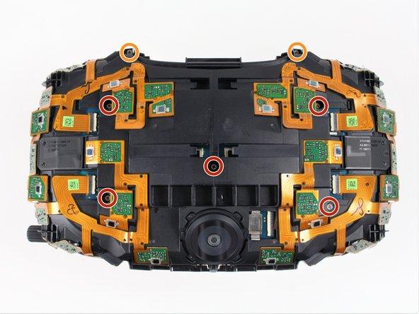 HTC Vive Sensor Array Assembly Replacement