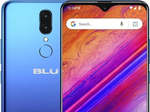 BLU Mobiltelefon
