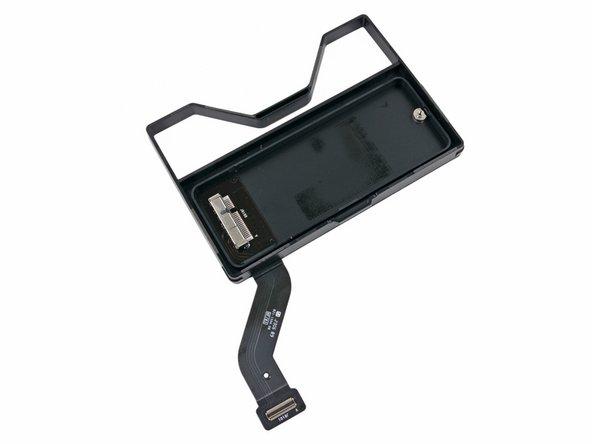 MacBook Pro (13 Zoll, Anfang 2013, Retina Display) SSD Einschub austauschen