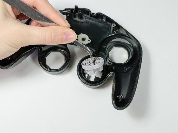Nintendo GameCube Controller Directional Pad Replacement