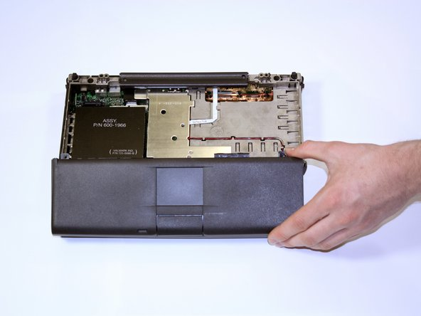 Apple Powerbook 5300 Trackpad Replacement