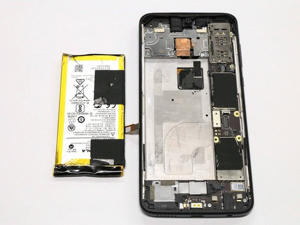 Motorola Moto G7 Plus Battery Replacement