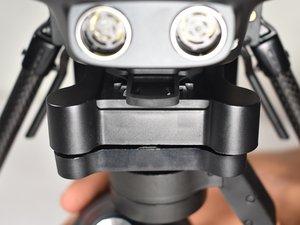 Gimbal Bushing Connectors to Camera Mount