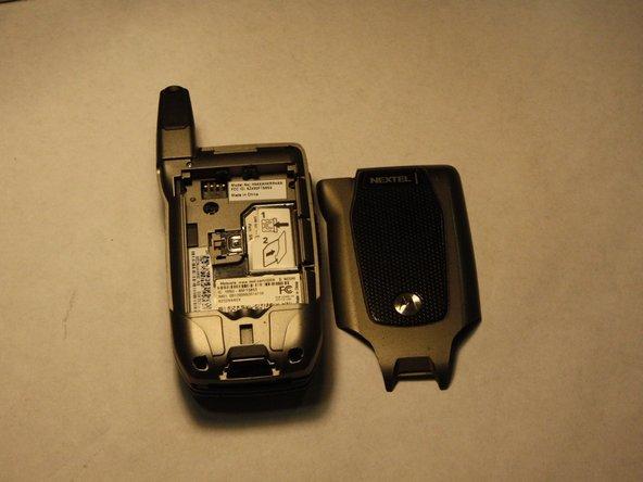 Motorola Nextel i880 Key Pad Replacement