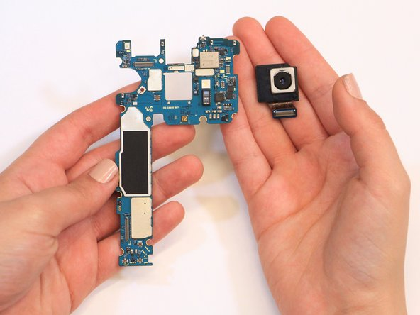 Samsung Galaxy S9 Rear-Facing Camera Replacement