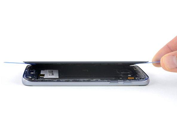 Reemplazo de cristal trasero de Samsung Galaxy S7