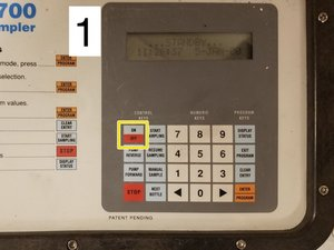 Autosampler Configuration for Node Control  (For Old & New Versions)