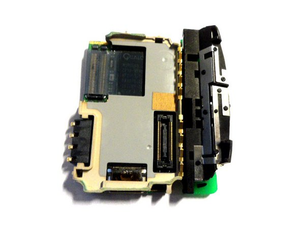 LG VX8700 Motherboard Replacement