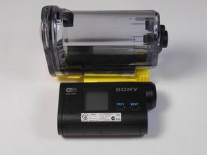Sony Action Cam HDR-AS15 Repair