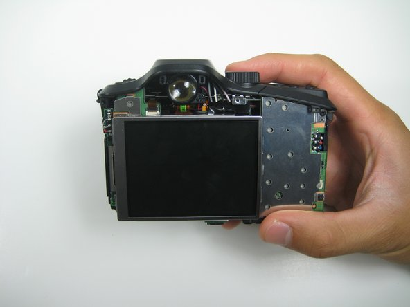 Kodak EasyShare Z1015 IS LCD Replacement