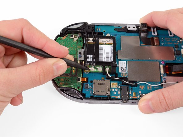 PlayStation Vita 3G Antenna Cable Replacement