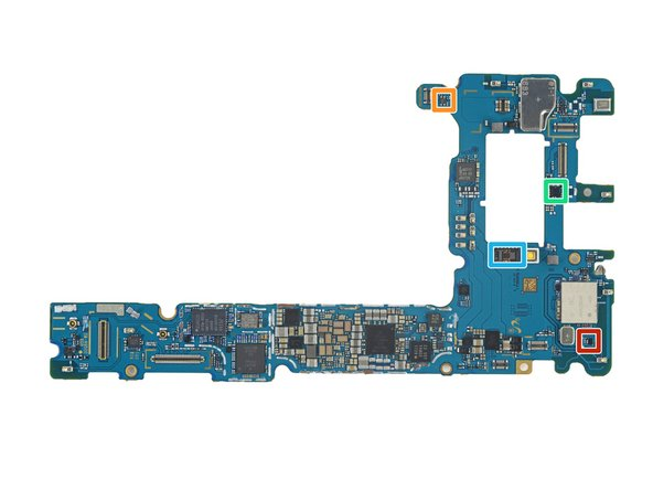 IC Identification, part 5 (sensors):