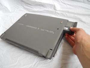 Apple Powerbook 520/540 General Disassembly