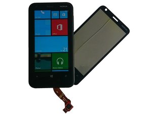 LCD Display, Touch screen Glass