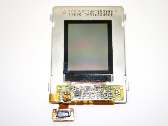 Nokia 6133 External/Main LCD Replacement