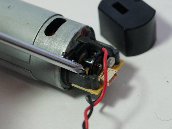 Logitech G27 Optischen Encoder austauschen