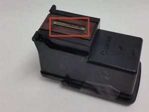 How to Clean Canon PIXMA MP190 Print Head Nozzle
