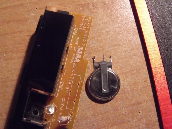 Dreamcast CMOS Battery Replacement