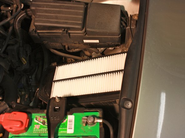 2003-2007 Honda Accord Engine Air Filter Replacement
