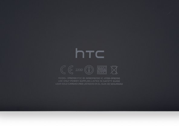 Even though the Nexus 9 is being marketed by Google, in reality it's an HTC-manufactured tablet (no doubt with plenty of design input from the former).