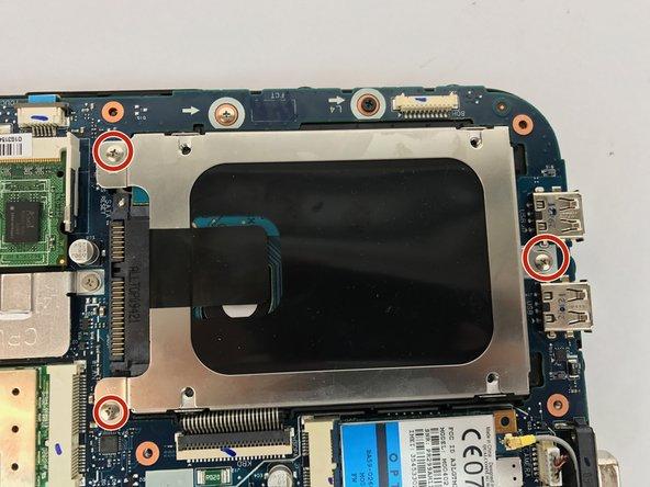 Samsung NP N310 HAA2US Hard Drive Replacement