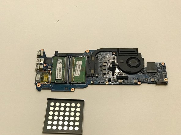 HP Pavilion x360 m3-u101dx RAM Replacement