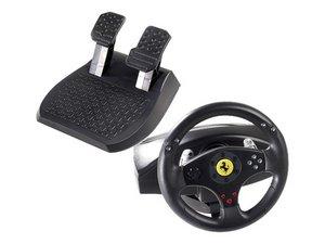 Ferrari GT Racing Wheel Repair