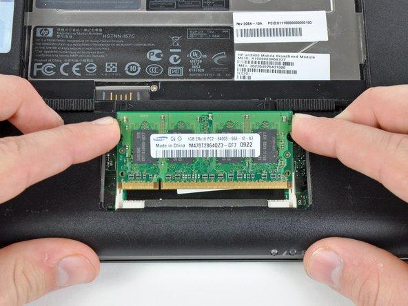 HP Mini 1000 RAM Replacement
