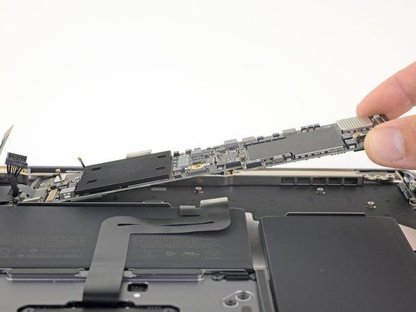 """MacBook Air 13"""" Retina Display Late 2018 Logic Board Replacement"""