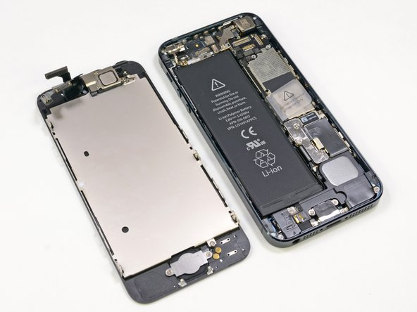 The iPhone 5 ditches its lid to show us all of the juicy bits inside.