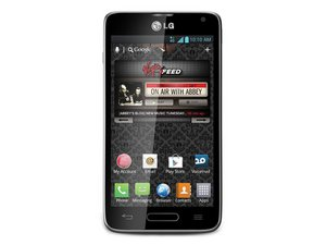 LG Optimus F3 Repair