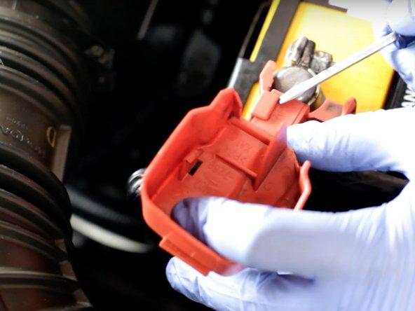 2003-2007 Honda Accord Battery Positive Terminal Cap Replacement