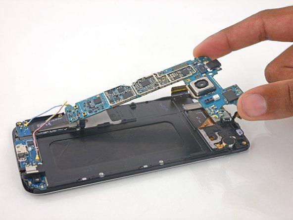 Samsung Galaxy S6 Motherboard Austausch