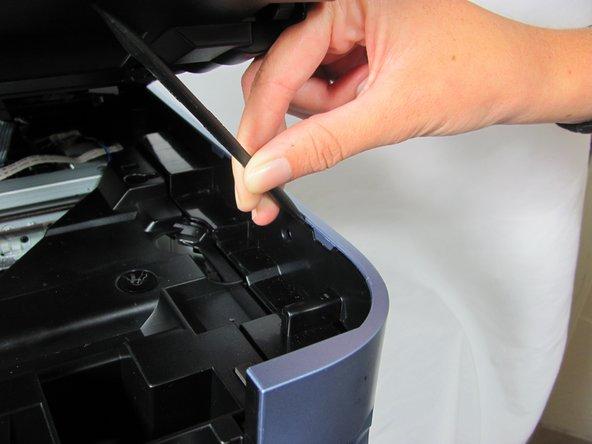 Canon PIXMA MP620B USB Reader Replacement