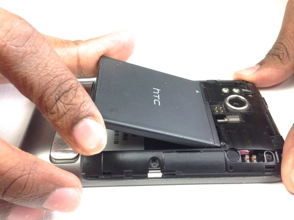 HTC Thunderbolt Battery Replacement