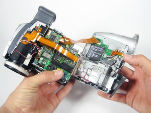 The side of the Device