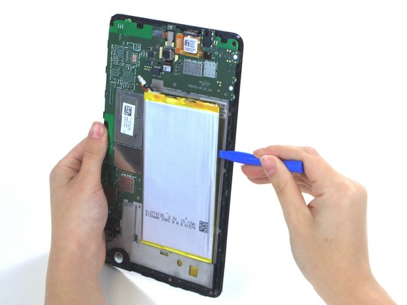 Dell Venue 8 Battery Replacement